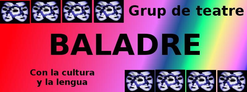 grup de teatre baladre
